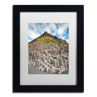 Philippe Sainte-Laudy 'Stone Mountain' Matted Framed Art