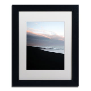 Philippe Sainte-Laudy 'Sober' Matted Framed Art