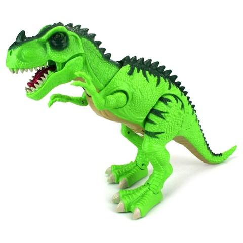 Dinosaur World Tyrannosaurus Rex Various Color Walking Toy Dinosaur Figure