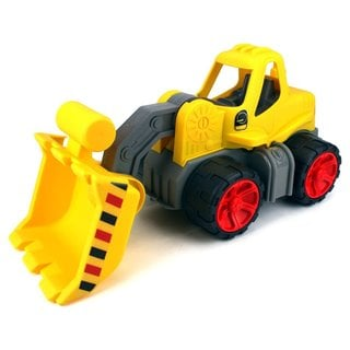 Velocity Toys New City Toy Construction Bulldozer