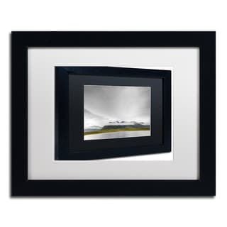 Philippe Sainte-Laudy 'Floating Around' Matted Framed Art