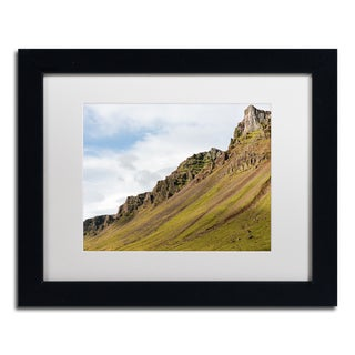 Philippe Sainte-Laudy 'Diagonal Line' Matted Framed Art