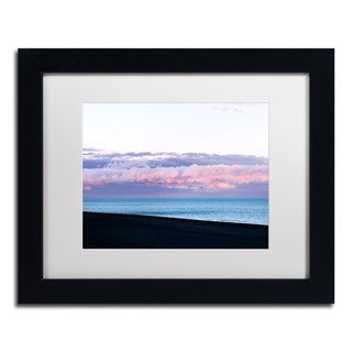 Philippe Sainte-Laudy 'Color Stripe' Matted Framed Art