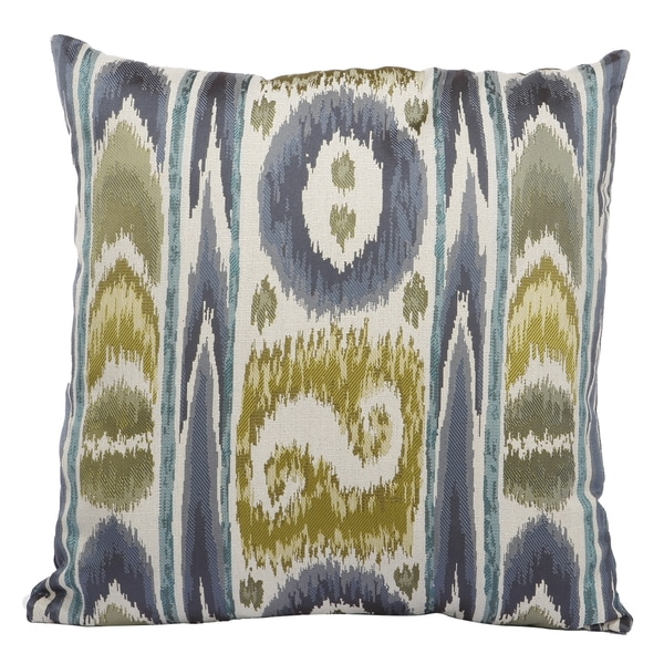 20-inch x 20-inch Jacquard Woven Throw Pillow