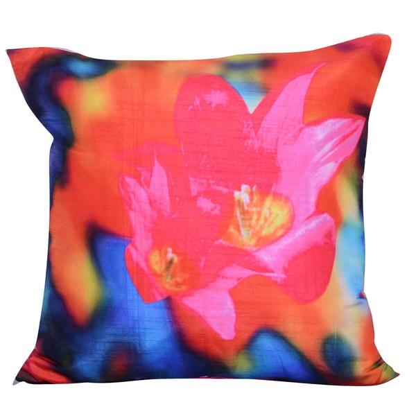 20-inch x 20-inch Digital Print Throw Pillow