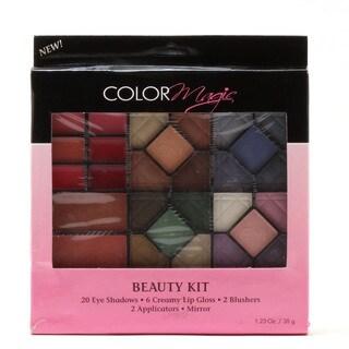 Color Magic Beauty Kit 12-piece Prepack