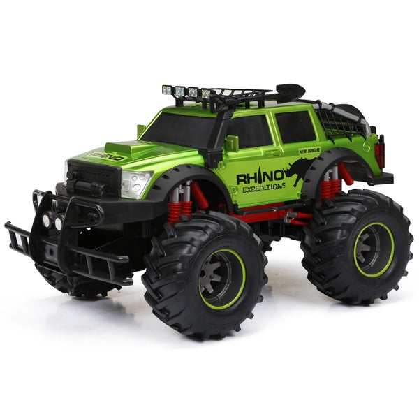 New Bright 1:12 R/C Full Function 9.6V 4X4 Rhino