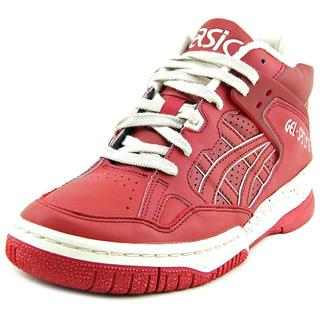 Asics Men's 'Gel-Spotlyte' Red Leather Athletic Shoes