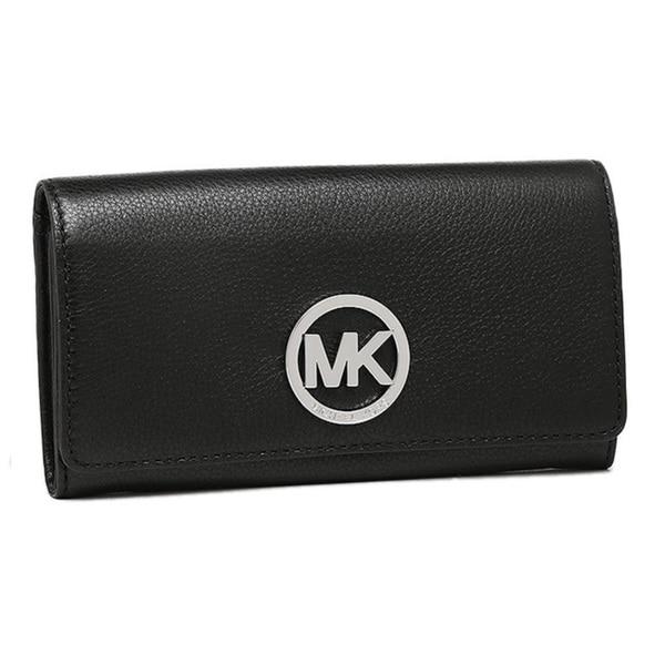 Michael Kors Fulton Carryall Wallet - Black