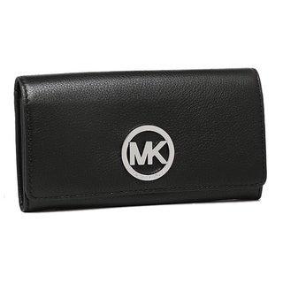 Michael Kors Fulton Carryall Wallet - Black