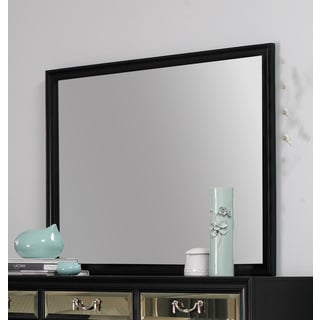 Coaster Company Devine Black Framed Mirror