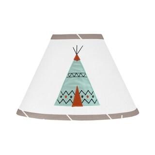 Sweet Jojo Designs Outdoor Adventure Fabric Lamp Shade