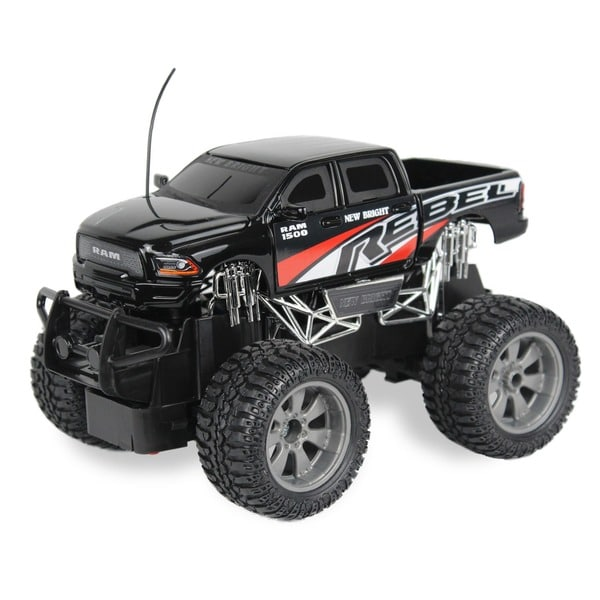 ad92294b736 Shop New Bright 1:24 R/C Full Function Ram Rebel - Free Shipping On Orders  Over $45 - Overstock - 12385527