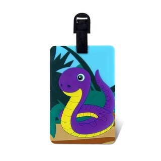 Taggage Snake Luggage Tag