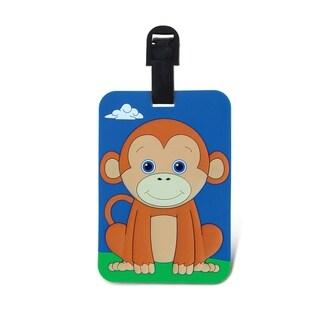 Taggage Monkey Luggage Tag