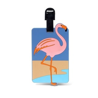 Taggage Flamingo Luggage Tag