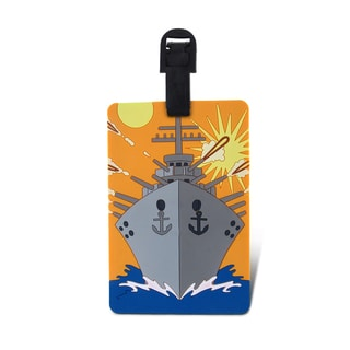 Puzzled Taggage Battleship Luggage Tag