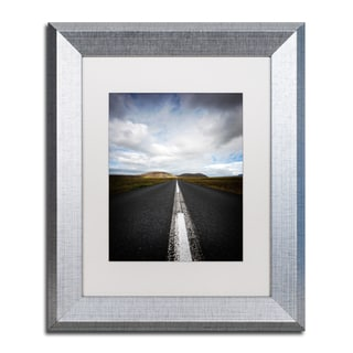 Philippe Sainte-Laudy 'Don't Think Twice' Matted Framed Art