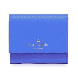 Kate Spade New York Cedar Street Tavy Adventure Blue Wallet
