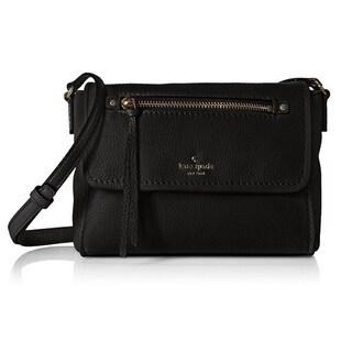 Kate Spade Cobble Hill Mini Black Toddy Crossbody Handbag