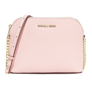 Michael Kors Cindy Large Blossom Dome Crossbody Handbag