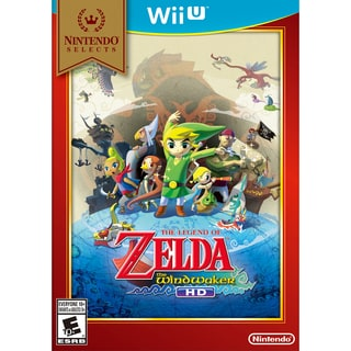 Nintendo Selects The Legend Of Zelda The Wind Warker Hd Nintendo WiiU