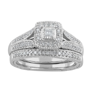 princess engagement rings find your perfect ring overstockcom shopping - Princess Wedding Ring