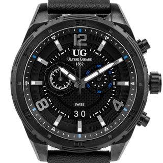 Ulysse Girrard Bombardier Mens Chronograph Watch
