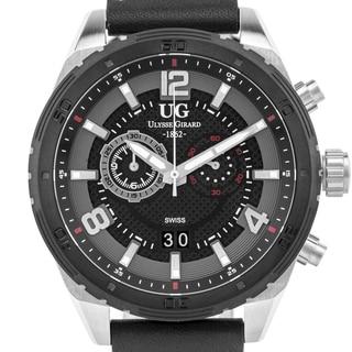 Ulysse Girrard Bombardier Mens Chronograph Watch