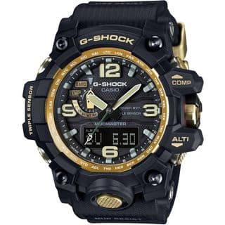 Casio Men's GPW1000GB-1ACR 'G-Shock GravityMaster' Analog-Digital Black Resin Watch|https://ak1.ostkcdn.com/images/products/12388190/P19210119.jpg?impolicy=medium