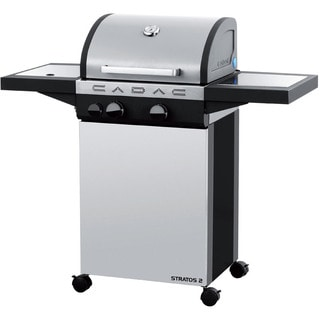Cadac 30,000 BTU Stratos 2 Stainless Steel Gas Grill
