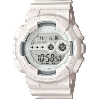 Casio Men's GD100WW-7 'G-Shock' Digital White Resin Watch|https://ak1.ostkcdn.com/images/products/12388319/P19210144.jpg?impolicy=medium