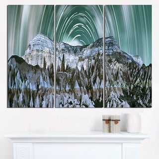 Cappadocia Valley Panoramic View - Landscape Print Wall Artwork