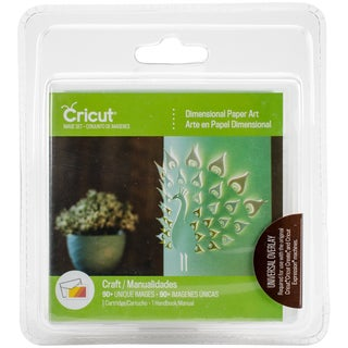 Cricut Dimensional Paper Art Cartridge