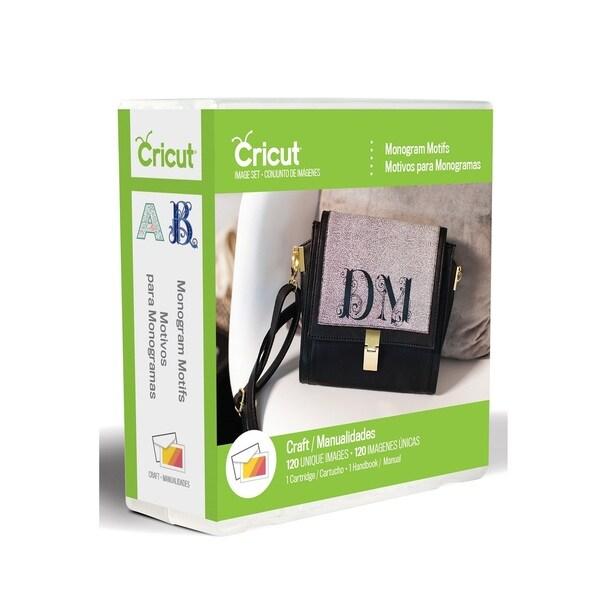 Cricut Monogram Motifs Cartridge