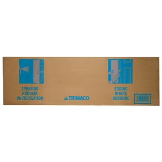 """Trimaco 01031/50 36"""" Cardboard Paint Shield 50-count