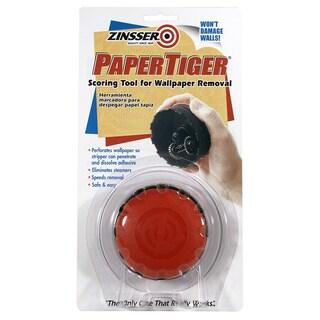 Zinsser 02966 1 Head Papertiger Wallcovering Scoring Tool