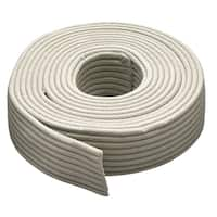 M-D 71548 90' Gray Replaceable Cord Weatherstrip