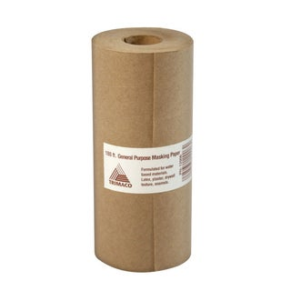 "Trimaco 12906/B6 6"" X 180' General Purpose Mask Paper"