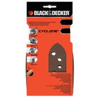 Black & Decker Power Tools BDAMM080 80 Grit Mega Mouse Coarse Sandpaper 5-count