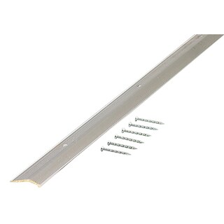 "M-D 66084 2"" X 36"" Aluminum Floor & Carpet Trim"