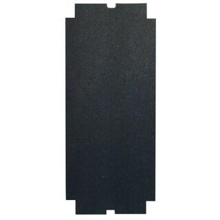 Norton 04747 80D Drywall Sandpaper Sheets 25-count