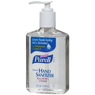 Purell 965212CMR 8 Oz Purell Instant Hand Sanitizer