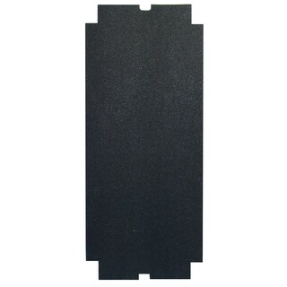 "Norton 03251/02299 4-3/16"" X 11"" 120d Wallsand Drywall Sandpaper 5-count"