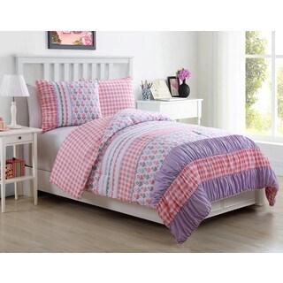 VCNY Lily 3-piece Comforter Set