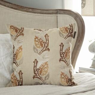 Bombay Sari Throw Pillow