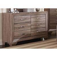 Coaster Company Kauffman Brown 6-drawer Dresser