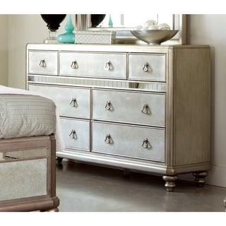Coaster Company Wildon Silver 7-drawer Dresser