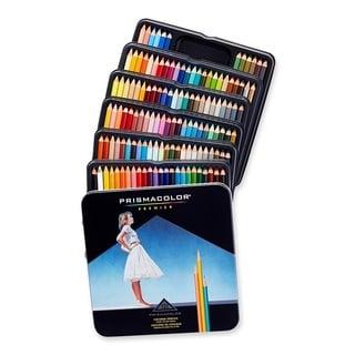 Prismacolor Premier Soft Core Colored Pencils - 132 Pack