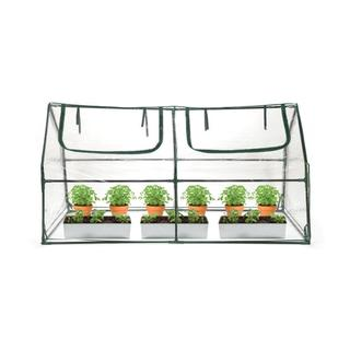Trademark Innovations Mini Portable Compact Green House